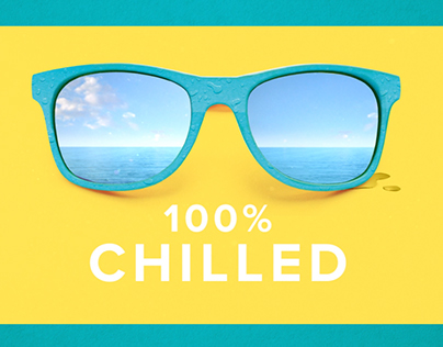 100% Chilled TV Commercial