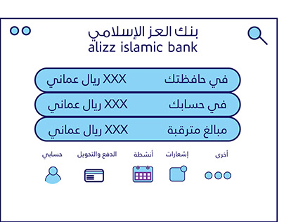 Alizz Bank App