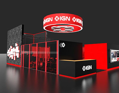 IGN E3 Booth