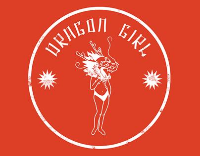 Dragon Girl Branding