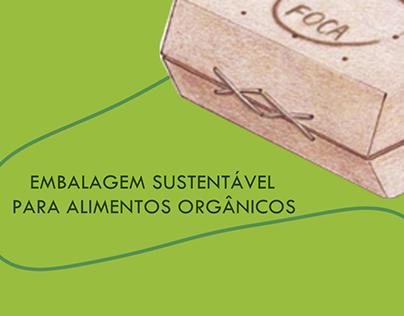 FOCA - Embalagens Sustentáveis