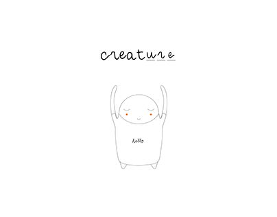 Creature | Package design