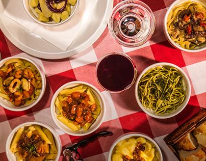 Cantina Borgonovo - Fotos para gastronomia
