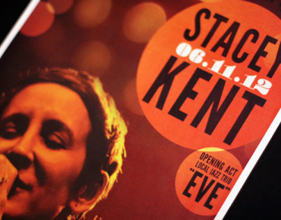 Stacey Kent Concert Poster