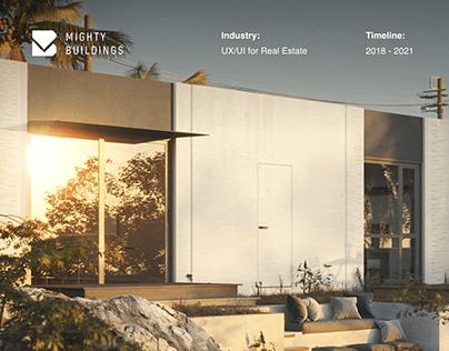 Mighty Buildings - 3D Printed Houses