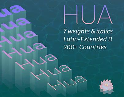 Hua Type Family