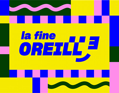 La Fine Oreille - Branding