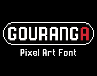 Pixel Font Projects Photos Videos Logos Illustrations And Branding On Behance