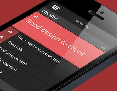 Qarma - To-do app