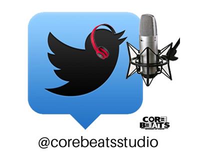 Core Beats Studios Social Media Management