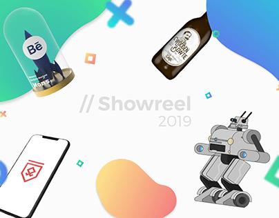 WALPIX - SHOWREEL 2019