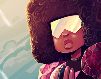Illustration - Garnet