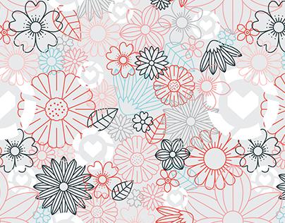 LIKEtoKNOW.it Floral Wallpaper