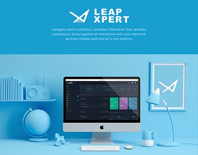 LeapXpert Web
