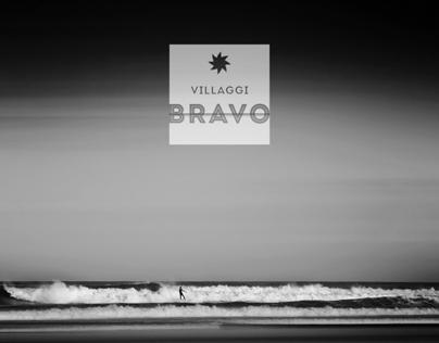 VILLAGGI BRAVO // logo