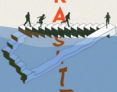 Parasite Film Poster Redesign