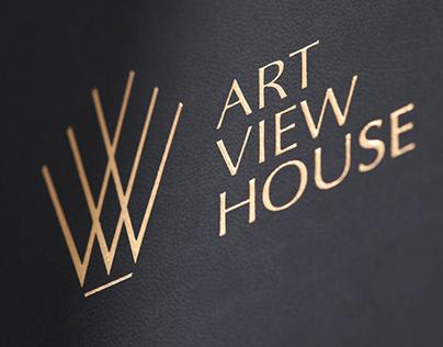 ArtViewHouse branding