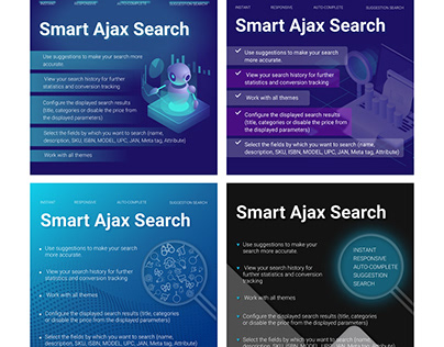 Banner Smart Ajax Search