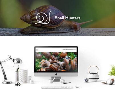 WEBSITE: for selling snails