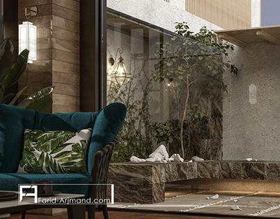 Interior & Roofgarden