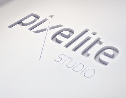 Pixelite Studio Branding