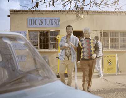 National Lottery TV campaign