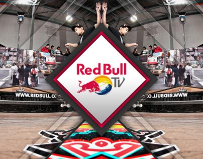 RedBull TV Styleframes