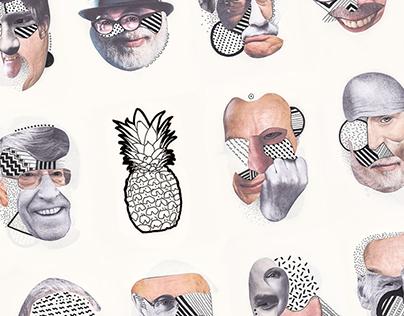 TÊTE D'AFFICHE - Gif d'illustrations