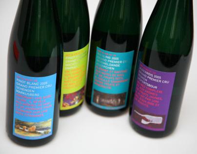 Art & Vin N° 20 Luxury Wine Box set