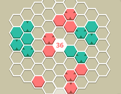 Hexes game
