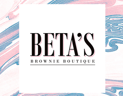Beta's Brownie Boutique Redesign