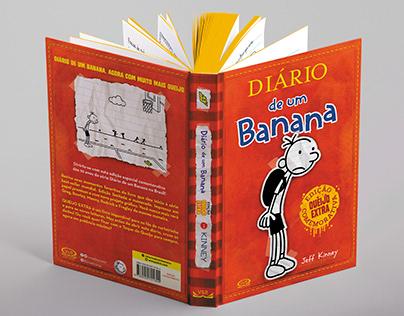 Diário de um Banana: Queijo Extra - Ed. Comemorativa