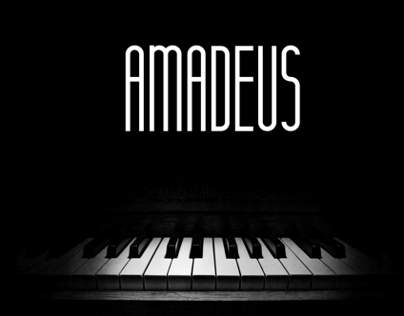 Amadeus: Interactive projected synth