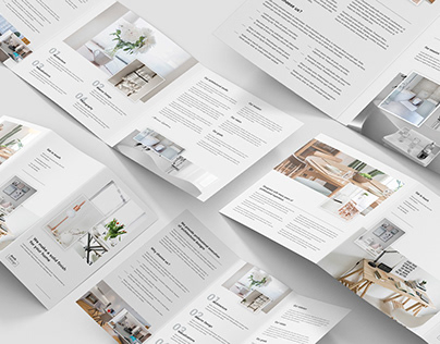 Architectural Studio – Brochures Bundle Print Templates