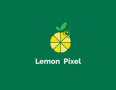 Lemon Pixel Logo Designs