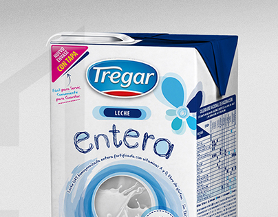 Packaging Leches UAT - Tregar