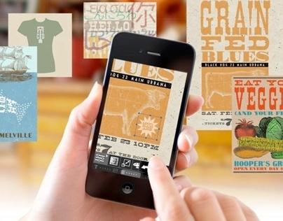 App Design: Creating SimplyMpress