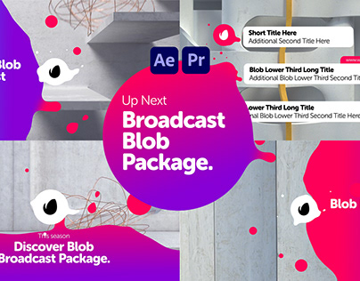 Broadcast Blob Package