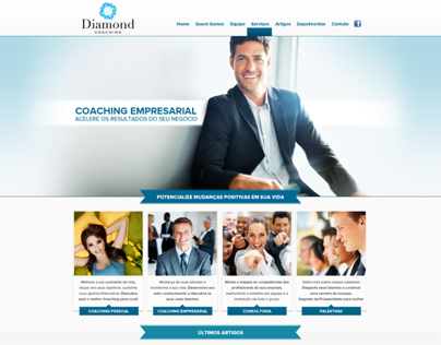 Diamond - Website