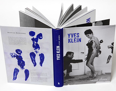 Yves Klein. in/out studio