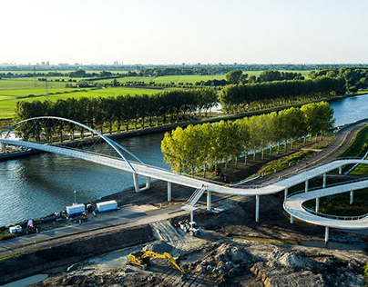 Nigtevecht bicycle bridge