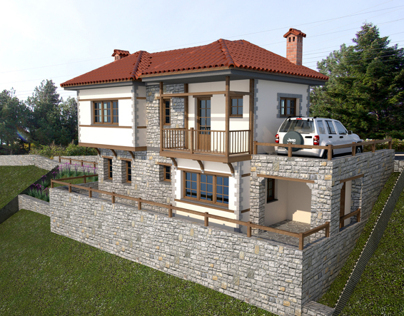 Private house in Metsovo - Greece