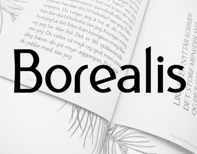 Borealis Regular