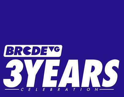 BRCDEvg 3 Years