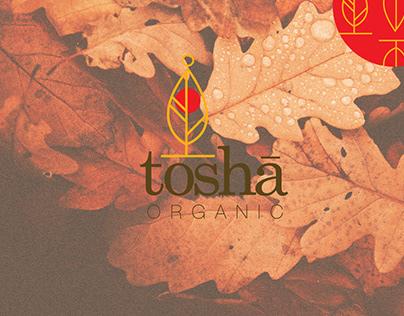 Tosha   Identity Design