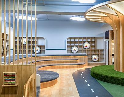 Prometheus School- Archquipe Design, Noida