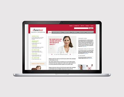 Amerinet Website