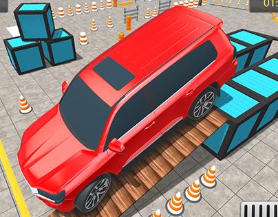 Prado Parking Game