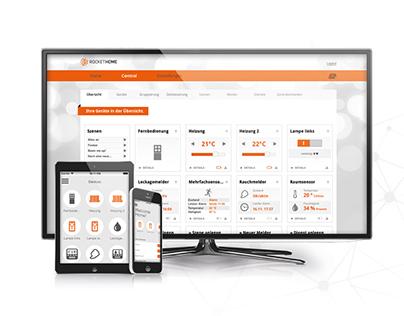 Web / App & UXDesign | rockethome.de