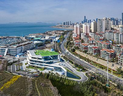 Qingdao RencentCenter(青岛银盛泰中心)
